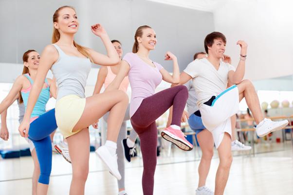 เทคนิคการออกกำลังกาย